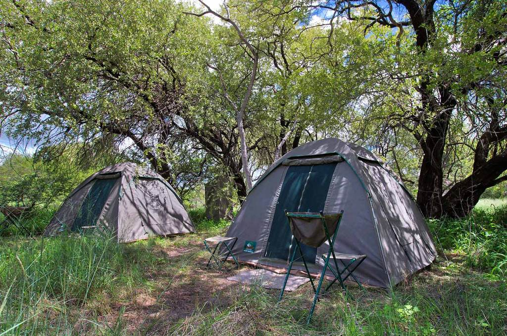 Heritage Standard safari tents