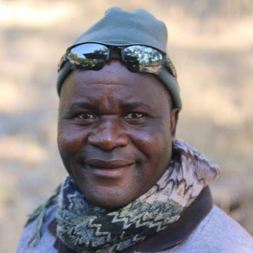 Cisco Letio, Head Guide, Island Mobile Safaris